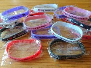 Bracelet I love my Staffie