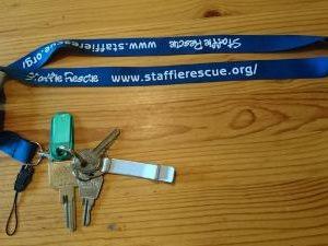 Porte-clefs Lanyard